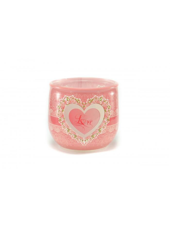 Voňavá sviečka Love