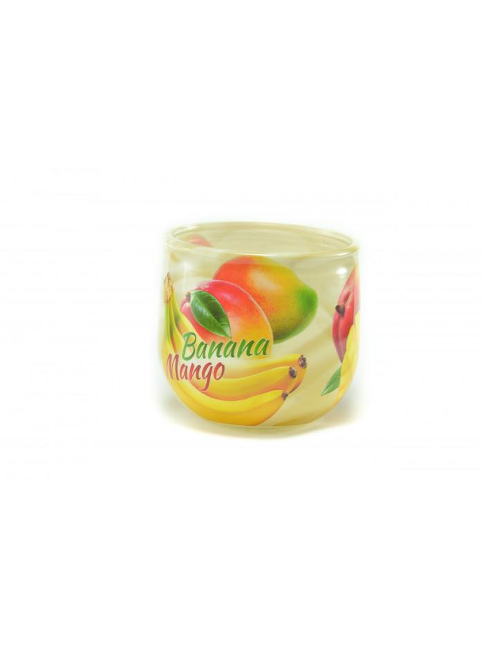 Voňavá sviečka Banán a mango