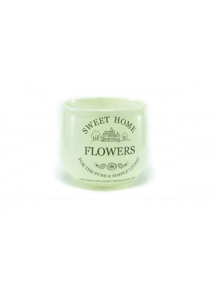 Voňavá sviečka Sweet Home Flowers