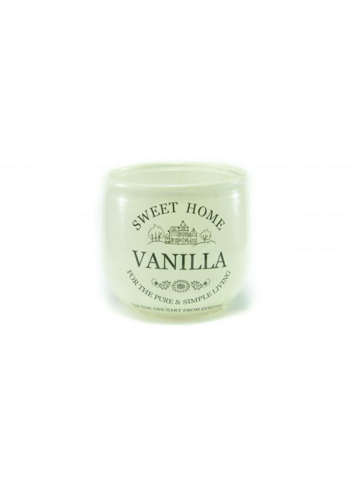 Voňavá sviečka Sweet Home Vanilla