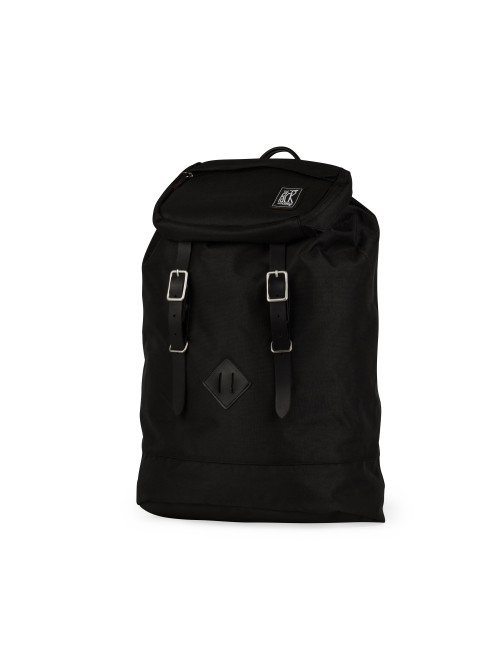 Ruksak TPS Premium Backpack Recycled Black Fabric