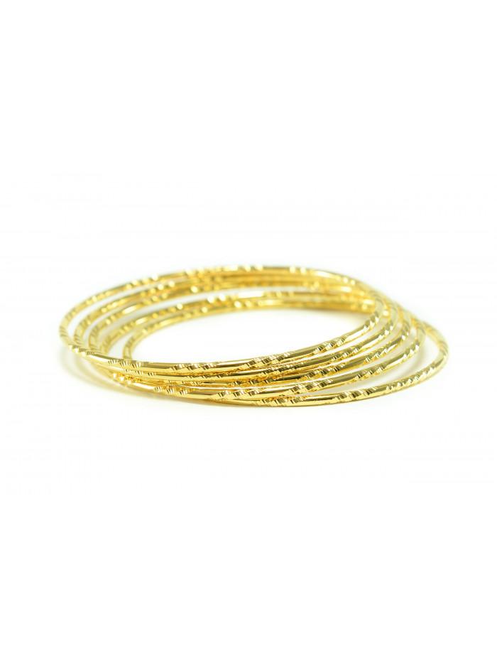 Náramok Gold Circle