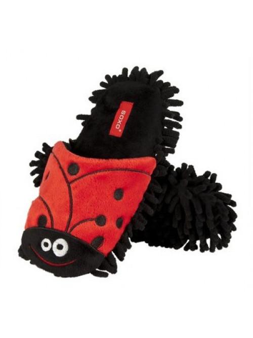 Papuče Soxo Ladybug Mopky