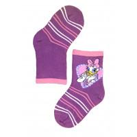 Detské ponožky Gatta Daisy Purple