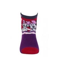 Detské ponožky Gatta Minnie & Daisy purple