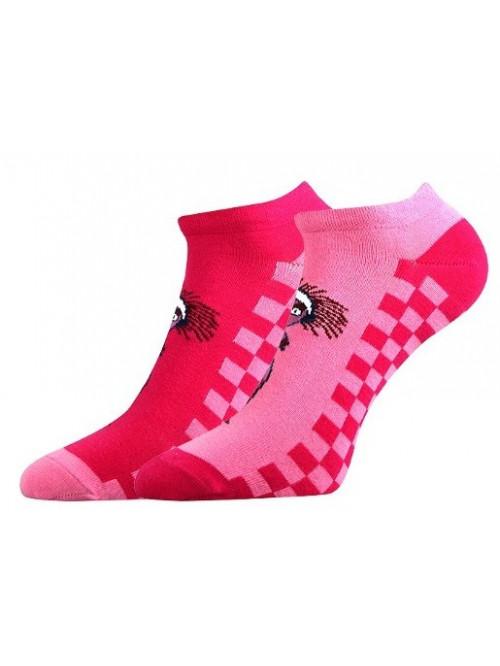 Ponožky Boma Lichožrúti ružové 8de4a41a9a