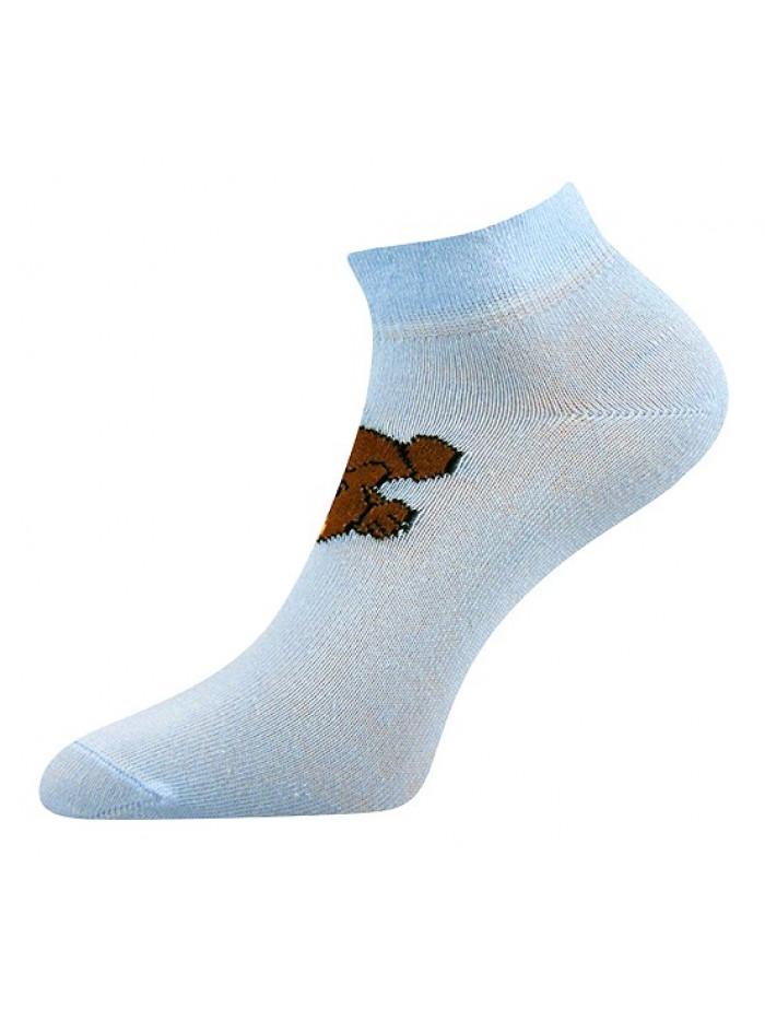 Ponožky Boma Bear Blue