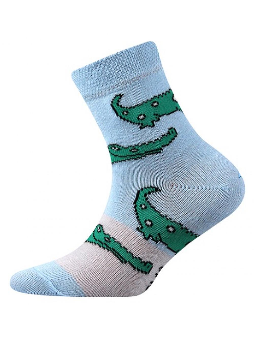 Detské ponožky Boma Krokodíl
