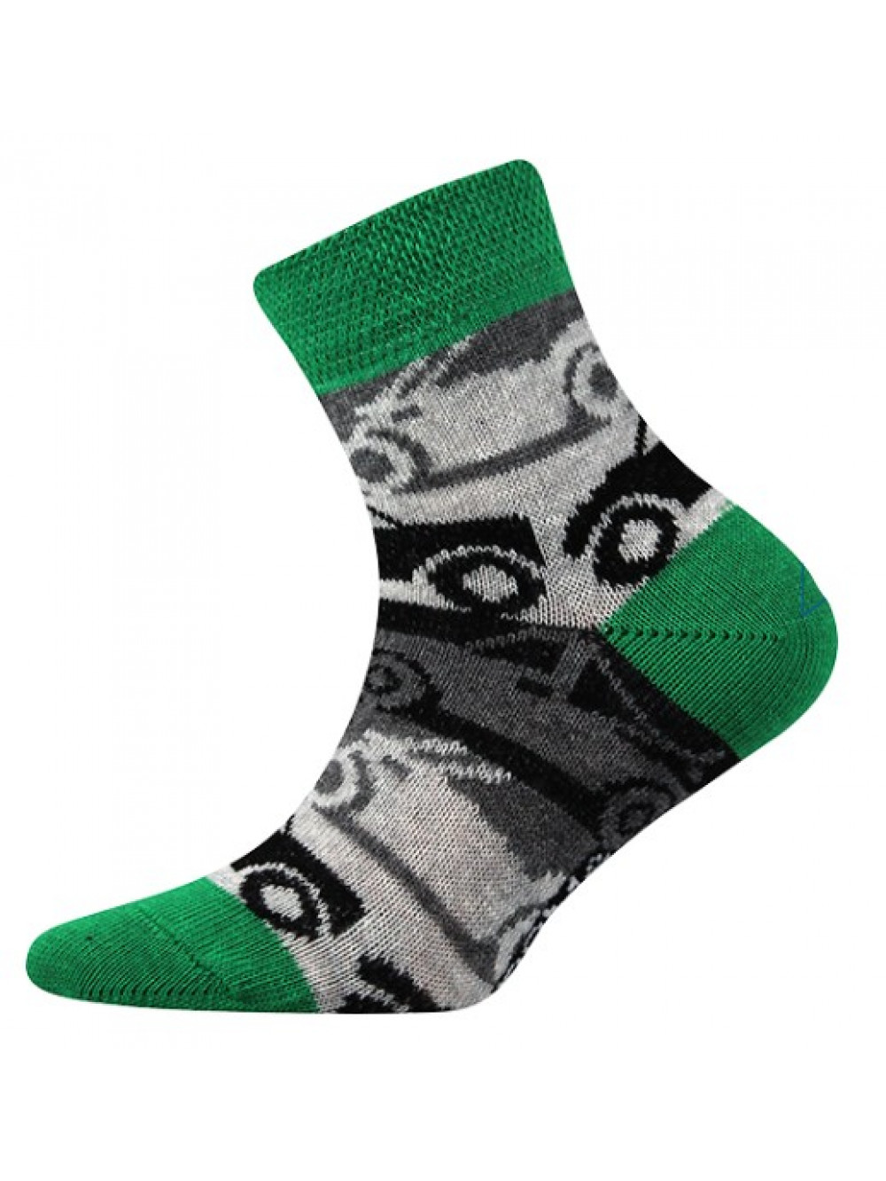 Detské ponožky Boma Autá