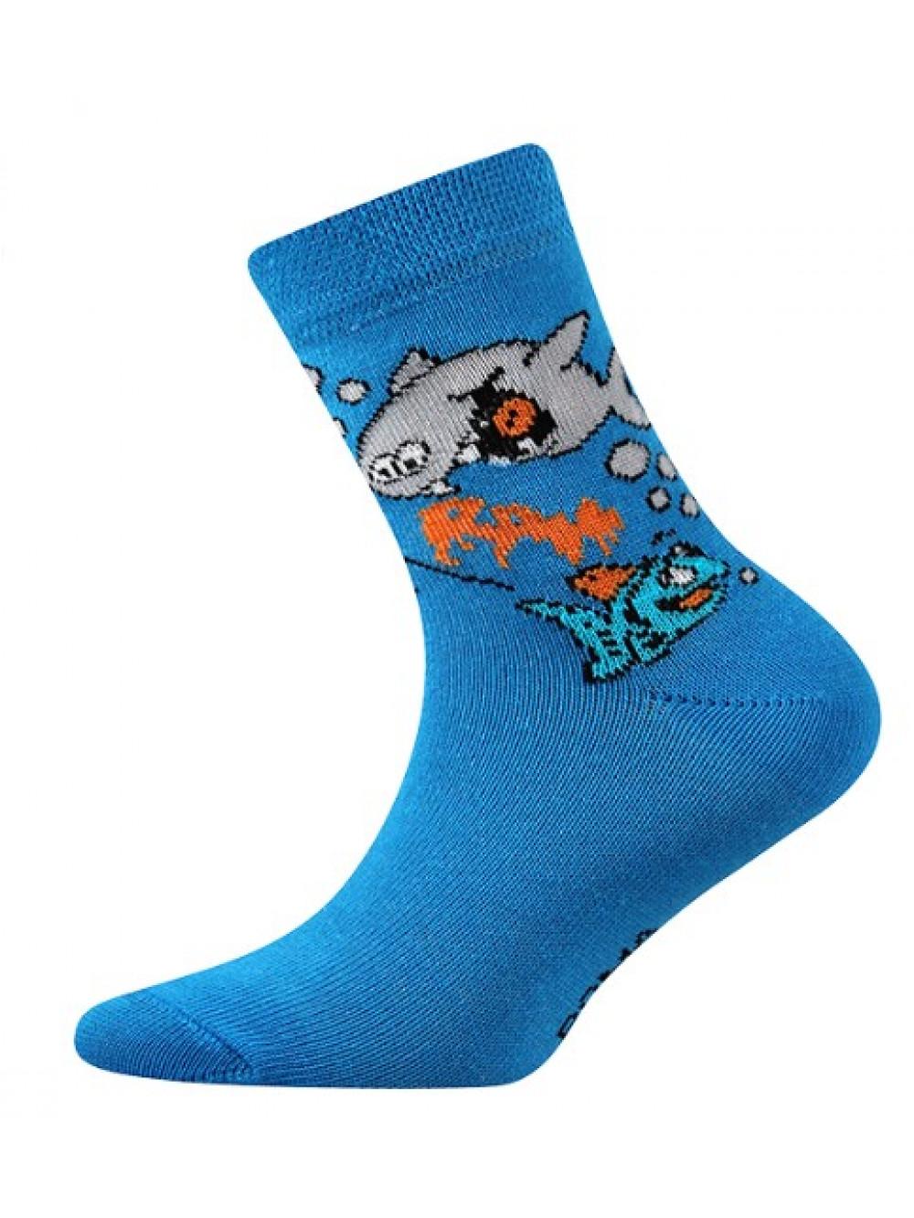 Detské ponožky Boma Žralok