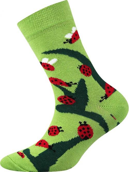 Detské ponožky Boma Lienka