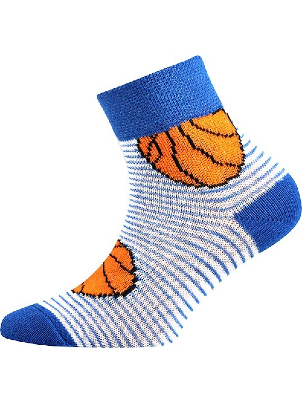 Detské ponožky Boma Basketbal