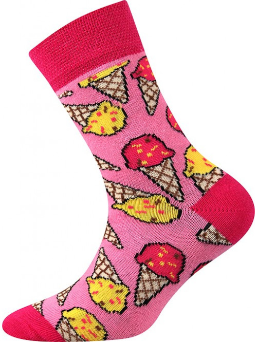 Detské ponožky Boma Zmrzlinka