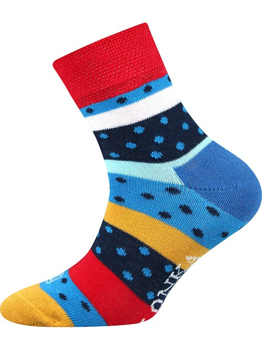 Detské ponožky Lonka Color