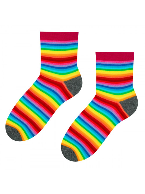 Ponožky Stripa Multicolor pestrofarebné