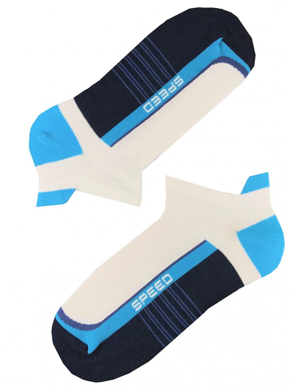 Ponožky Jasana Speed Blue