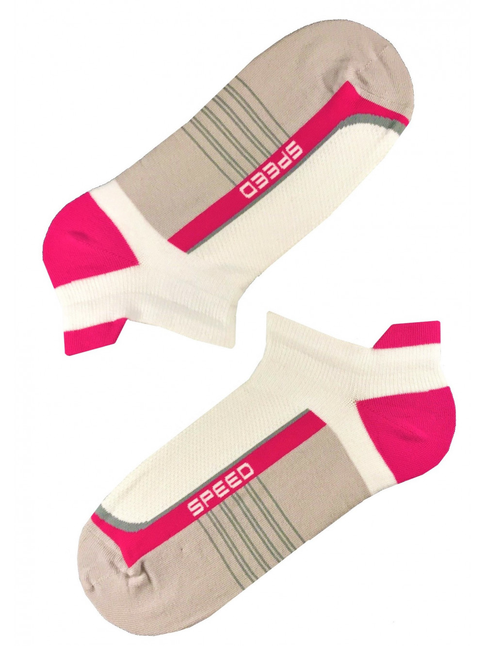 Ponožky Jasana Speed Pink