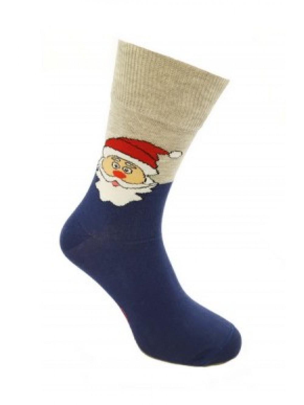 Ponožky Foxysoxy Mikuláš Modré