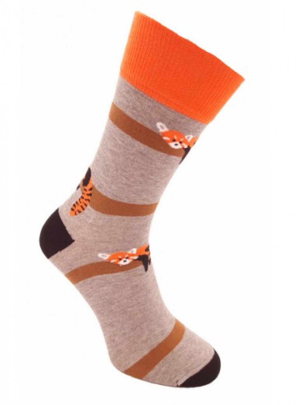 Ponožky Foxysoxy Červená Panda