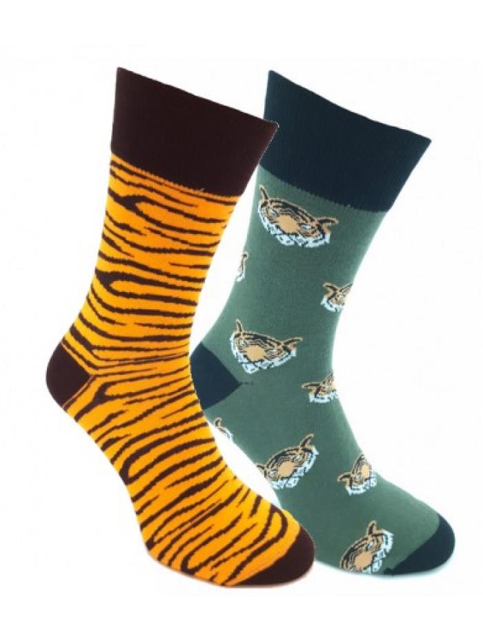 Ponožky Foxysoxy Tiger