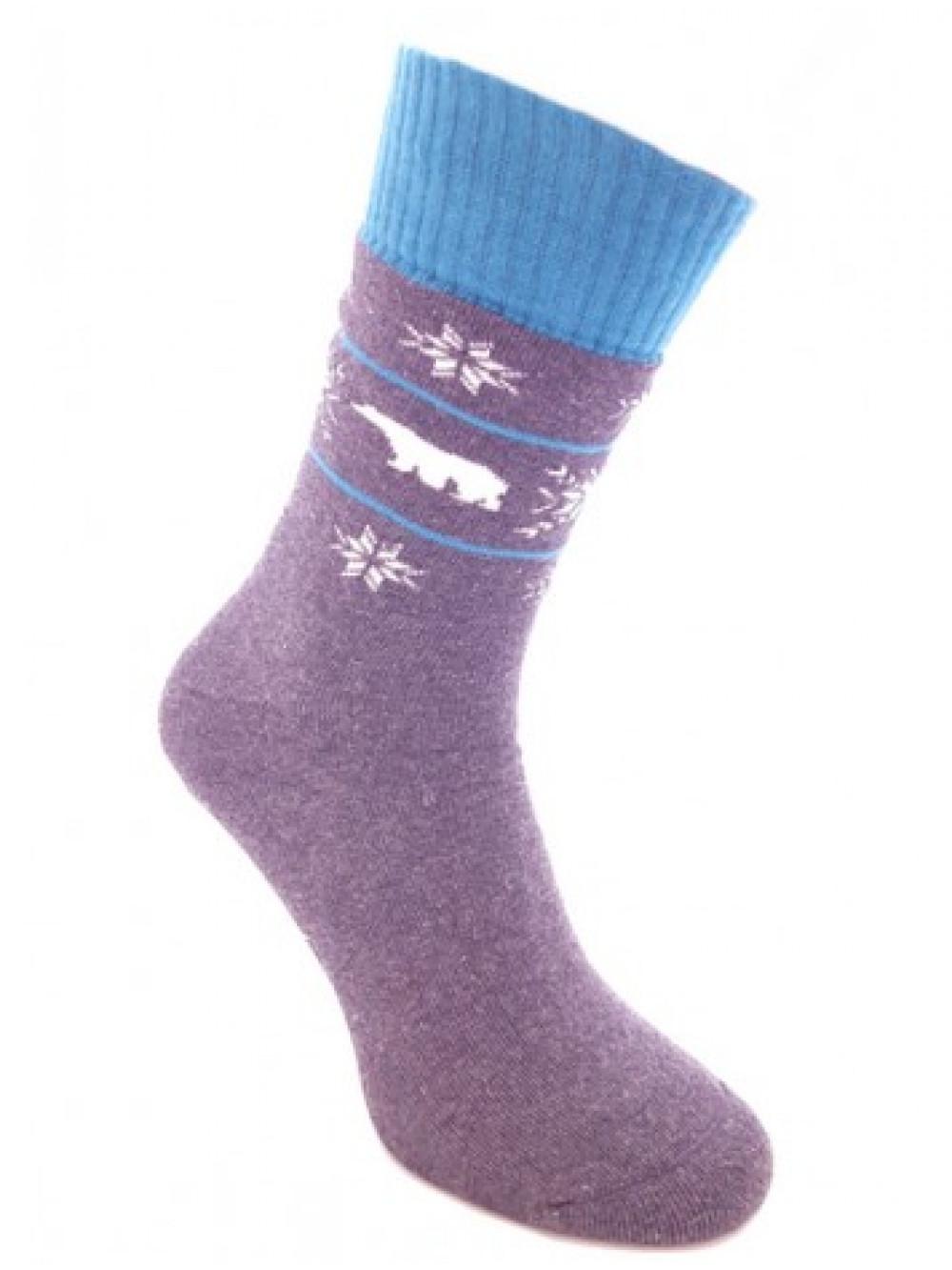 Ponožky Foxysoxy Ľadový medveď