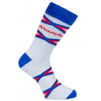 Ponožky Funnysox Chrumky modré