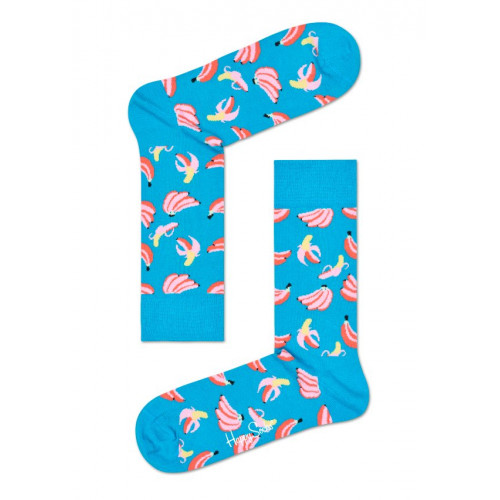 Ponožky Happy Socks Banana Blue