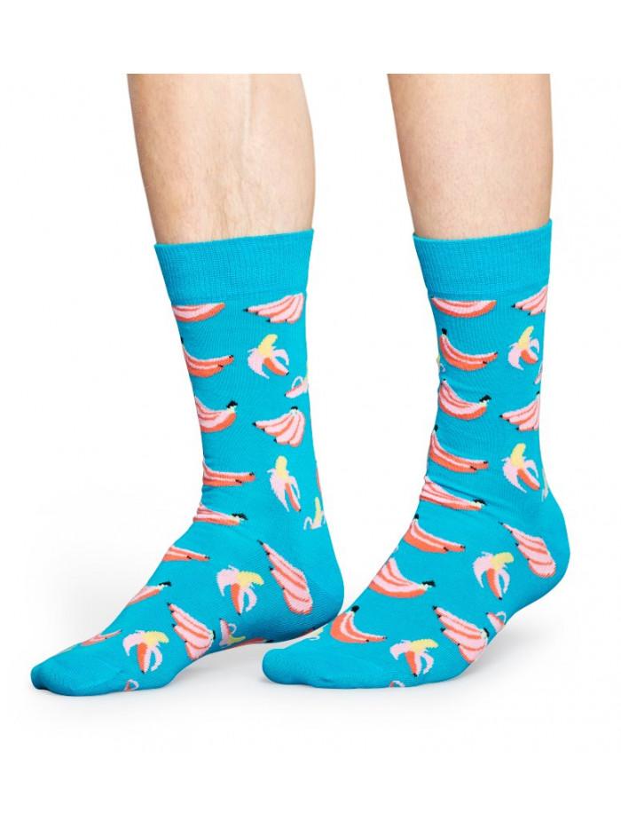 Ponožky Happy Socks Banana Blue