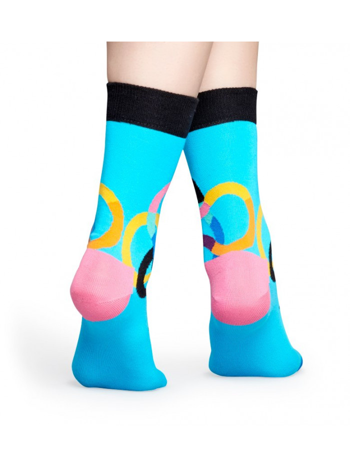 Ponožky Happy Socks Wiener Dog Blue