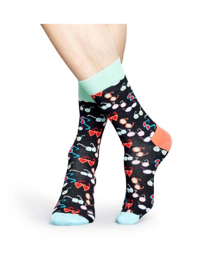 Ponožky Happy Socks Shades Black
