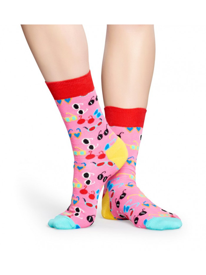 Ponožky Happy socks Shades Pink