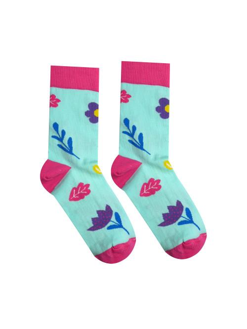 Ponožky Jarný kvet