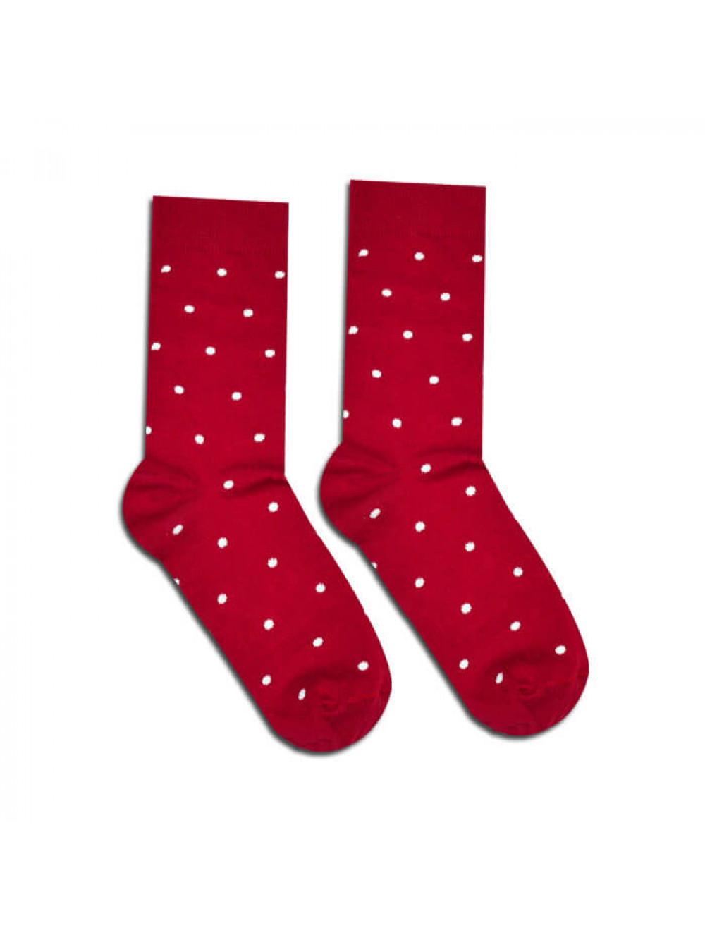 Ponožky Hesty Socks Gentleman Bordový