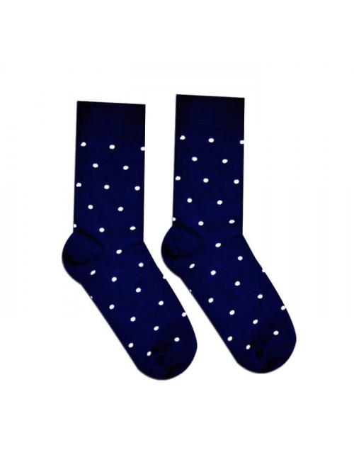 Ponožky Hesty Socks Gentleman Modrý