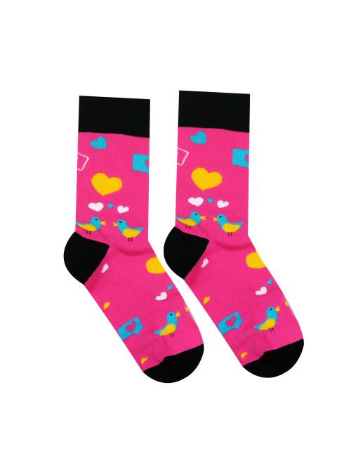Ponožky Hesty Socks Holubičky