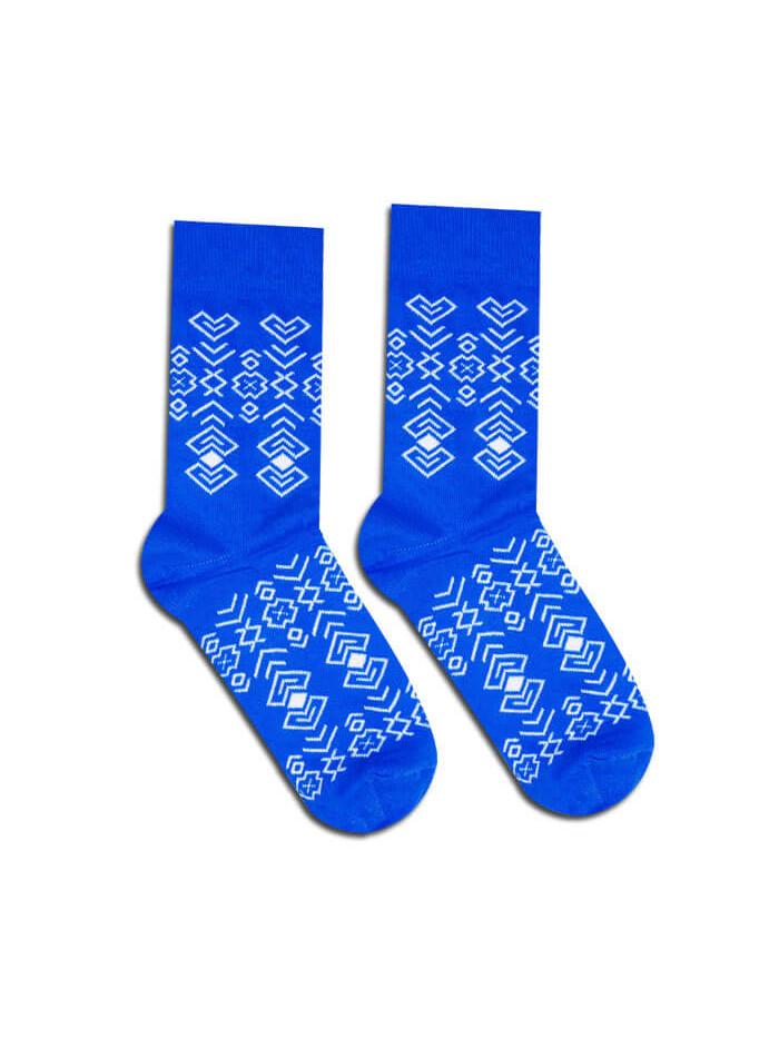 Ponožky Hesty Socks Čičman Modrý
