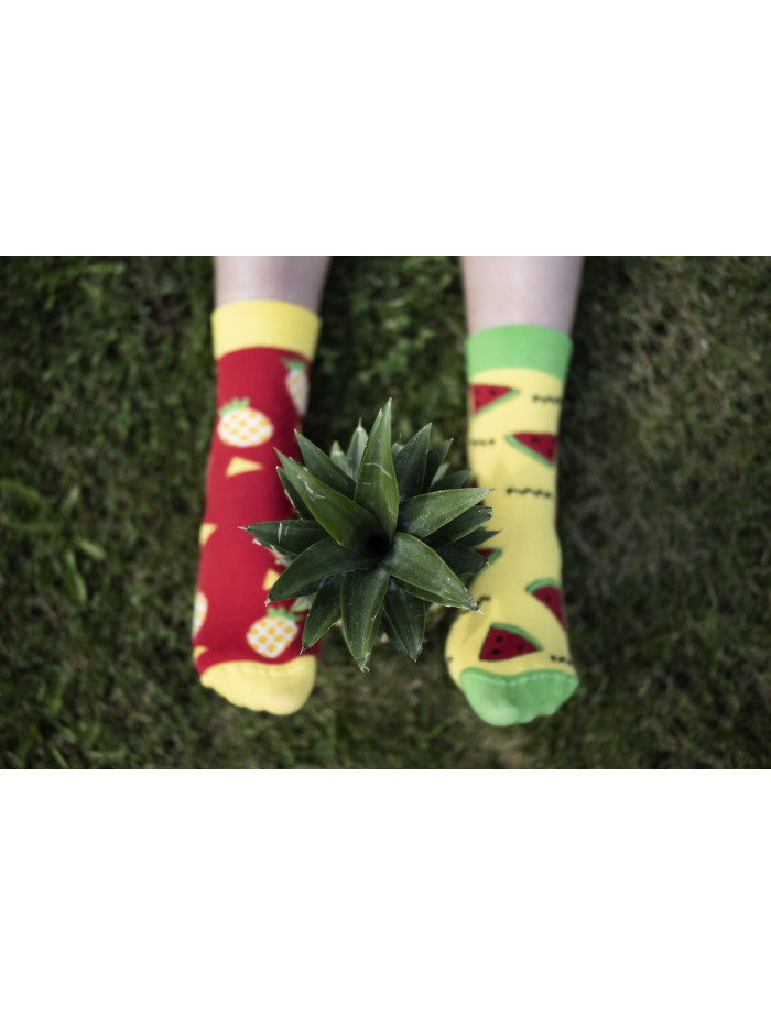 Ponožky Hesty Socks Melón & Ananás