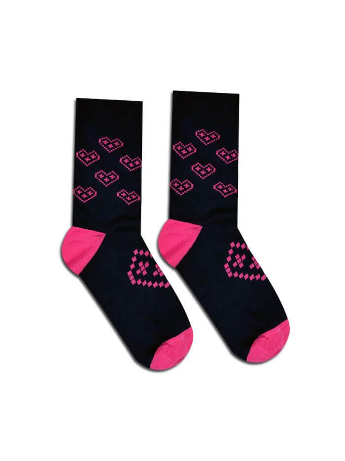 Ponožky Hesty Socks Srdiečko