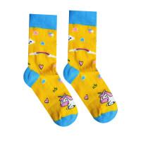 Ponožky Jednorožec Hesty Socks