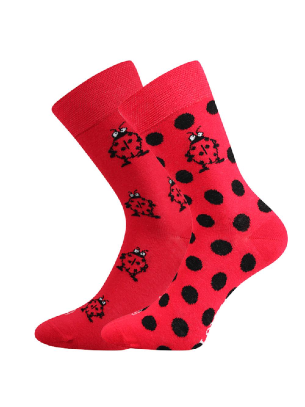 Ponožky Lienka Lonka Doble