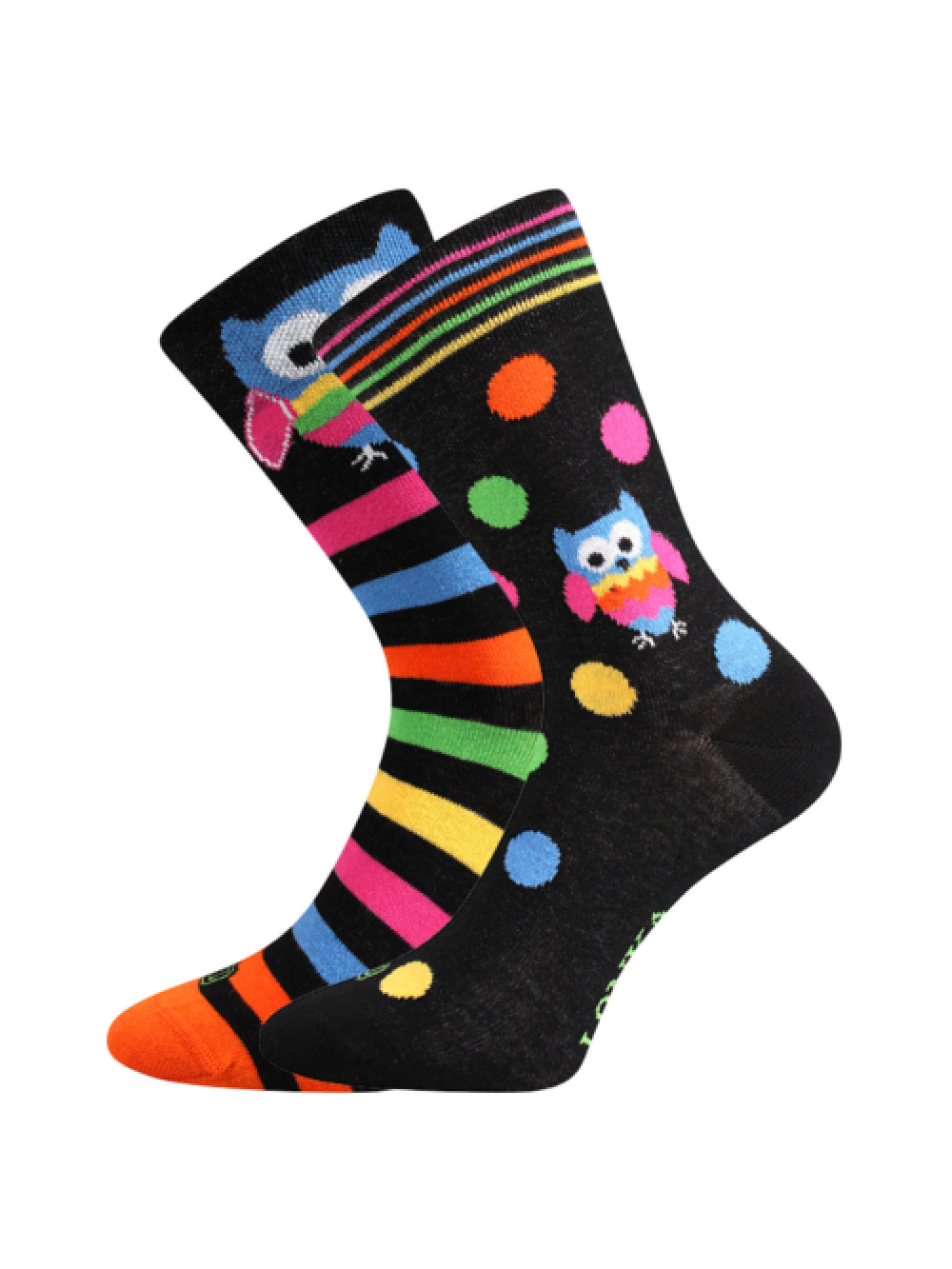 Ponožky Lonka Doble Sovička