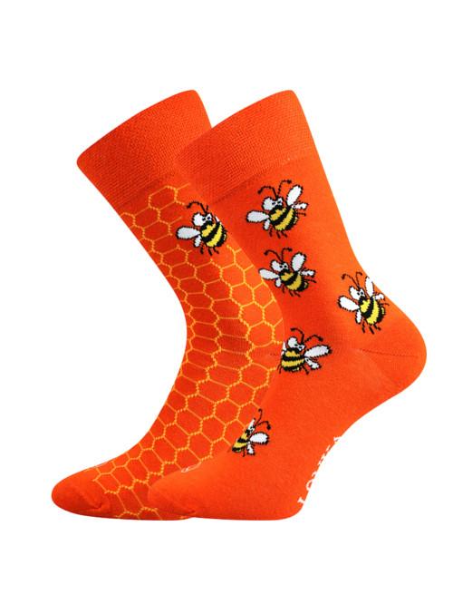 Ponožky Lonka Doble Včielka