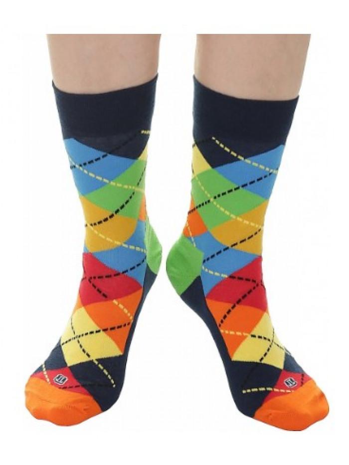 Detské ponožky Lonka Color Retro