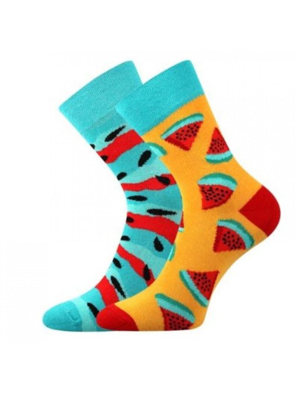 Ponožky Lonka Doble Watermelon