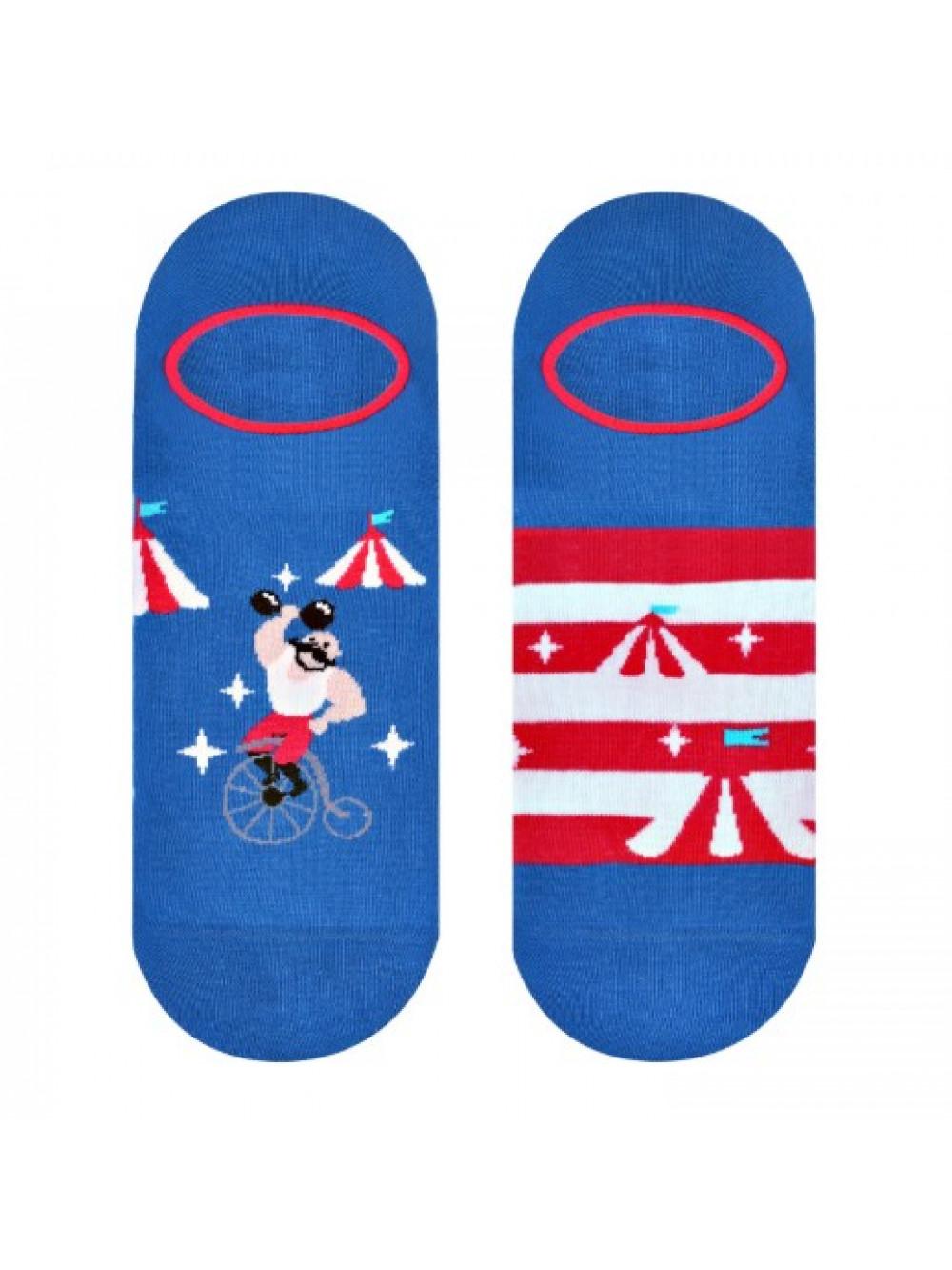 Ponožky More Cirkus modré