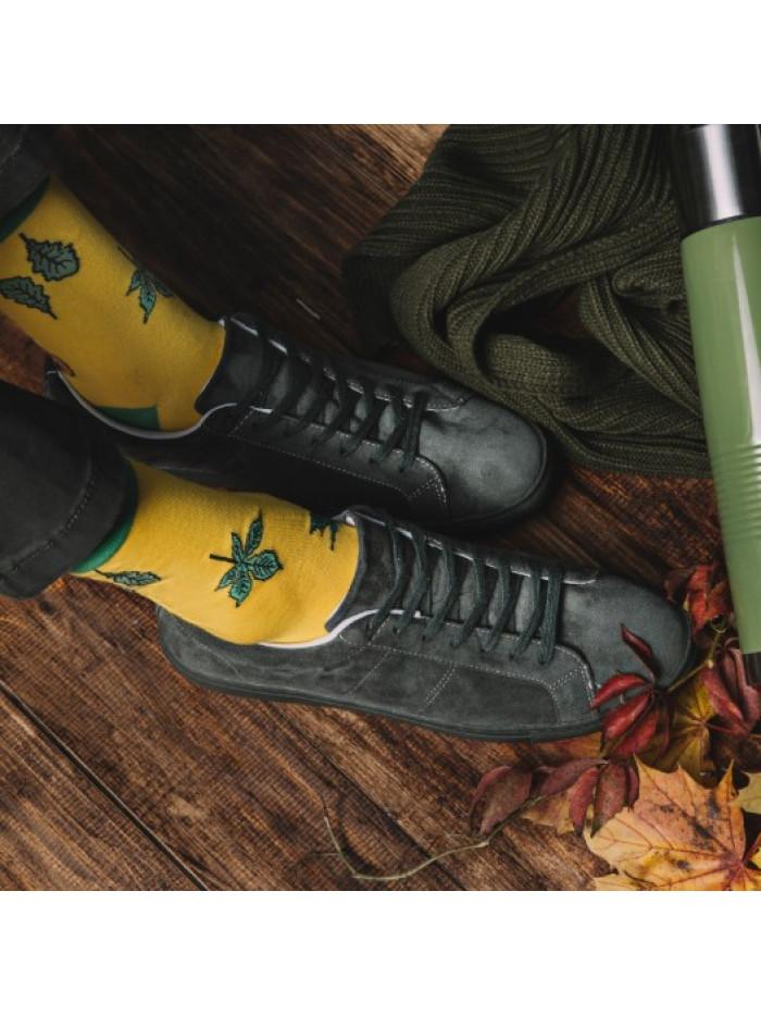 Ponožky More Autumn žlté