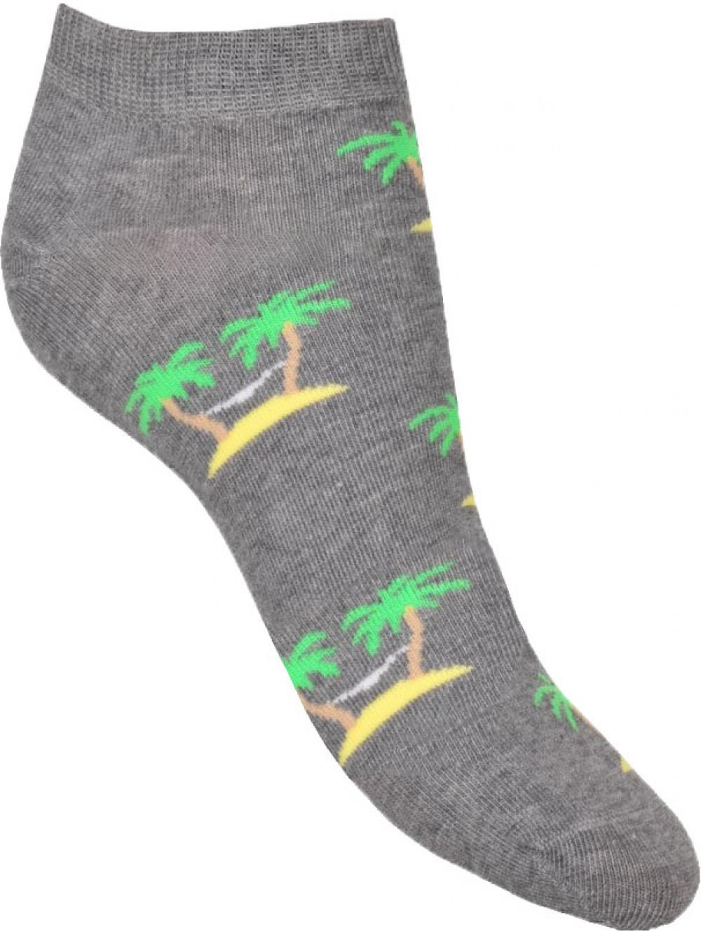 Ponožky Palm Tree More Grey