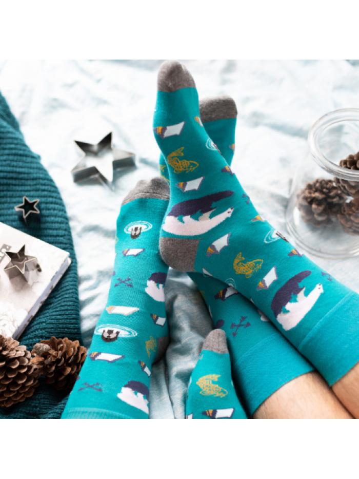 Ponožky More Polar Bear
