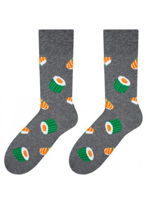 Ponožky Sushi grey More