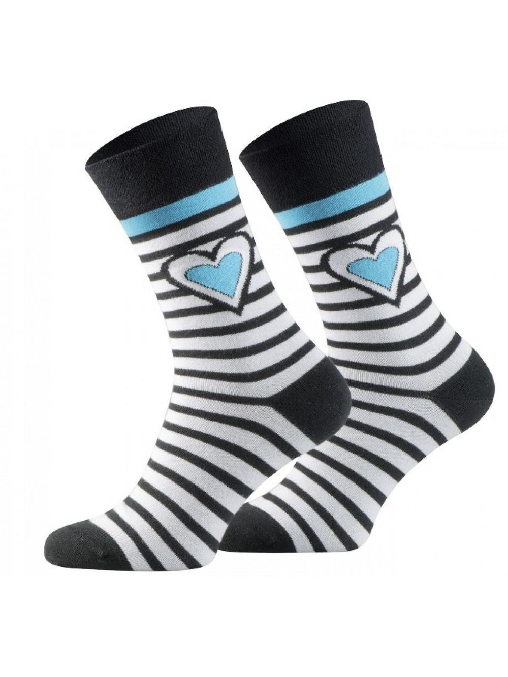 Ponožky Walker's Blue Heart